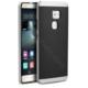 Case 4U Huawei Mate S Hybrid Korumalı İnce Arka Kapak Gümüş