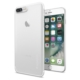 Spigen Apple iPhone 7 Plus Kılıf Air Skin (0.3 mm) Soft Clear - 043CS20499