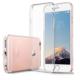 Case 4U Apple iPhone 6 Kılıf Ultra İnce Silikon Şeffaf