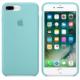 Apple iPhone 7 Plus Orjinal Silikon Kılıf Deniz Mavisi (İthalatçı Garantili)