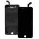 CepToys İphone 6 Plus Lcd Ekran Dokunmatik Siyah