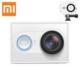 Xiaomi Yi Aksiyon Kamera Beyaz (Su Geçirmez Housing Kılıf Hediyeli) (Global Versiyon)