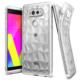 Ringke Air Prism 3D Elmas Yansıması LG V20 Kılıf Clear - Ultra Hafif Esnek İnce Şeffaf Transparan