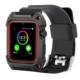 Case 4U Apple Watch 42mm Korumalı Kayış C-Armor Kırmızı