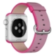Alaca Apple Watch 2 42Mm İp Orme Kordon 42 Mm Kayıs