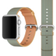 Alaca Apple Watch 2 42Mm İp Orme Kordon 42 Mm Kayıs