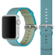Alaca Apple Watch 38Mm İp Orme Kordon 38 Mm Kayıs