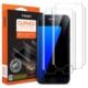 Spigen Samsung Galaxy S7 Edge Ekran Koruyucu Film Curved Crystal (Front 2) - 556FL20257