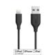 Anker Powerline Lightning USB Kablo 1 mt Gri Şarj/Data Kablosu MFI Lisanslı Made For Apple