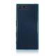 Case 4U Sony Xperia X Compact 0.2mm Ultra İnce Silikon Kılıf Mavi