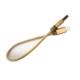 Case 4u Apple iPhone 5/5s/ 5s/SE/6/6S/6 Plus/6S Plus Renkli Kısa Data ve Şarj Kablosu Altın