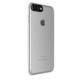 Case 4U Apple iPhone 7 Plus Kamera Korumalı Momax Silikon Kılıf Şeffaf