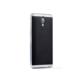 Case 4U Xiaomi Mi 4 Hybrid Korumalı İnce Arka Kapak Gümüş (Cam Ekran Koruyucu Hediyeli)