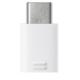 Samsung Beyaz USB type C to Micro USB Adaptör - EE-GN930BWEGWW