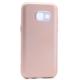 Case 4U Samsung Galaxy A3 2017 Silikon Kılıf Luxury Gri