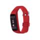 Lenovo HW01 Akıllı Bileklik - Kırmızı