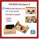 BLUECAT Google Cardboard V2 Vr Virtual Reality Sanal Gerçeklik Gözlüğü 3D 360
