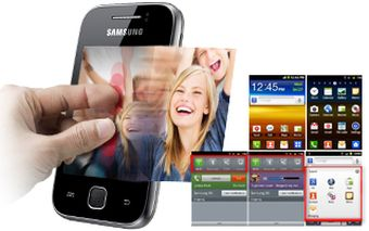 Samsung Galaxy Y S5360