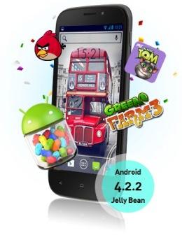 Обновление Android 4.2.2 Для Fly