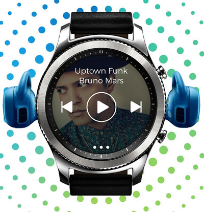 samsung gear s3 iphone tips