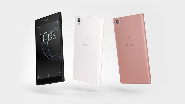 Popular Sony Xperia L Comparisons
