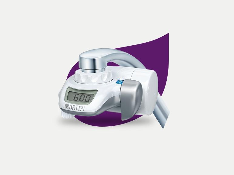 BRITA On Tap su arıtma cihazı alışverişlerine yedek filtre sepette 10 TL indirimli