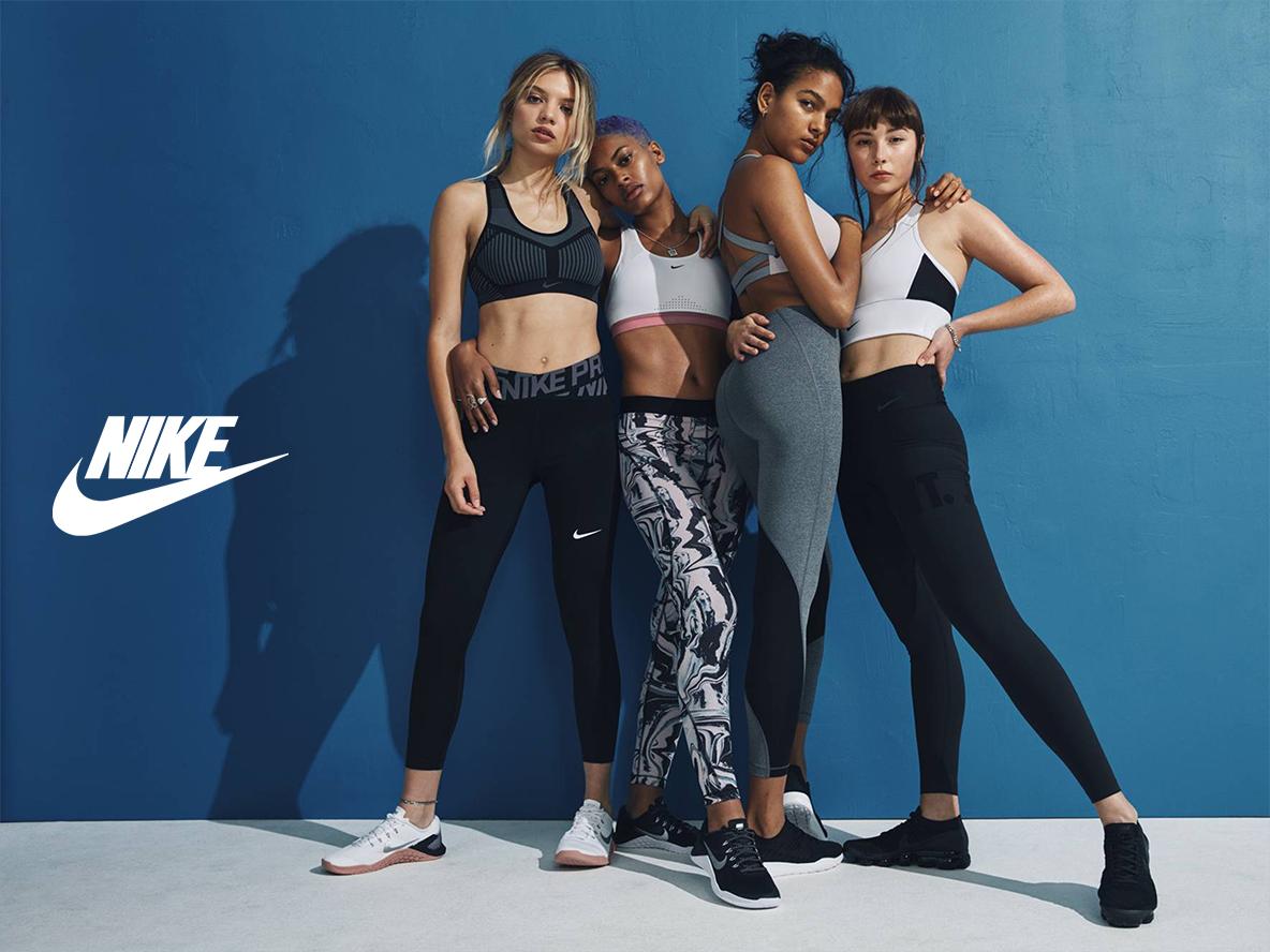 Nike markalı ürünler