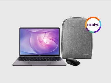 Huawei Matebook D14 alana mouse ve çanta hediye