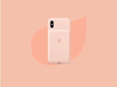 iPhone XS alışverişinde iPhone XS Smart Battery Case %3 indirimli