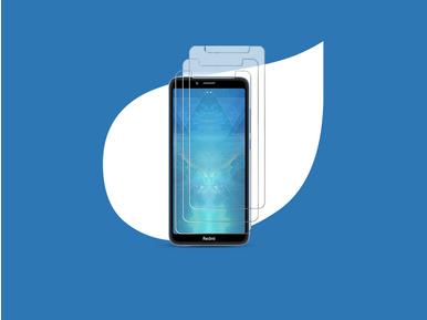 Xiaomi Redmi 7 alışverişinde Case 4U ekran koruyucu %15 indirimli