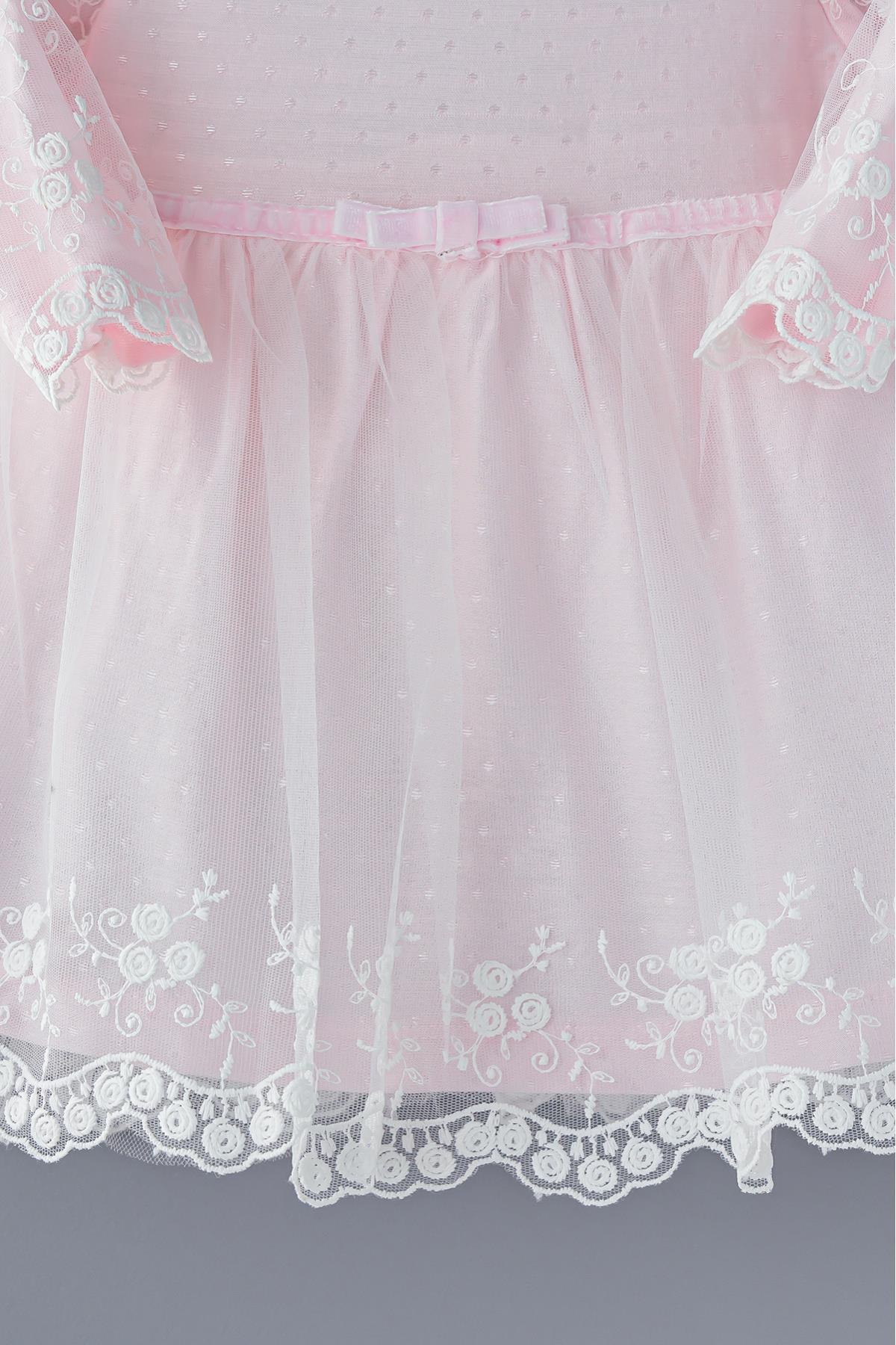Babymod kız bebek elbise