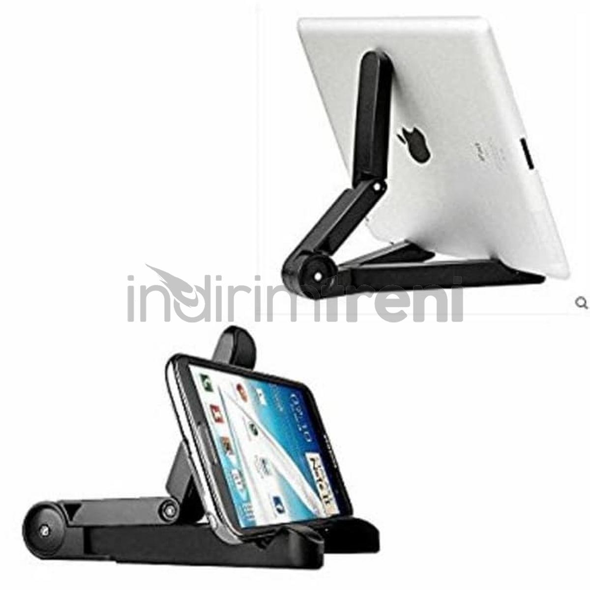Çok İşlevli Cep Telefonu ve Tablet Masaüstü Standı