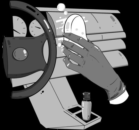 3. Aşama; Düz bir şekilde sağ ve sol yaparak uygulayın